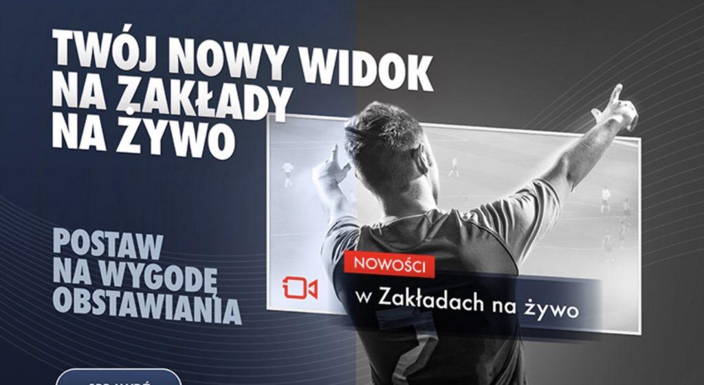 Nowości w Zakładach Live w Milenium!