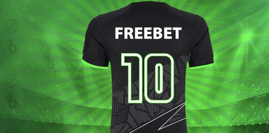 Totalbet freebet 10 PLN za samą rejestrację!